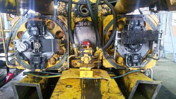 Проведение технического обслуживания оборудования